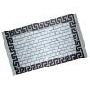 Коврик Sermat 60*90 см бахромой прямоугольный