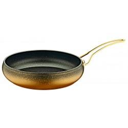 Сковорода 30см OMS, гранит, антипригарное покрытие